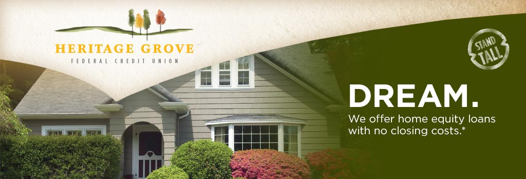 Improve your lot with home equity loan rates as low as 3.99% APR.